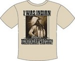 """I was Indian before being Indian was Cool"" med-xl"